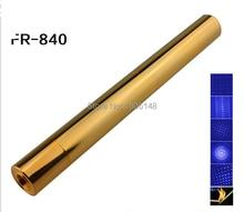 купить high power 100000mw 100w 450nm blue laser pointers SOS camping signal lamp burning match/dry wood/candle/black/cigarettes+5 caps дешево