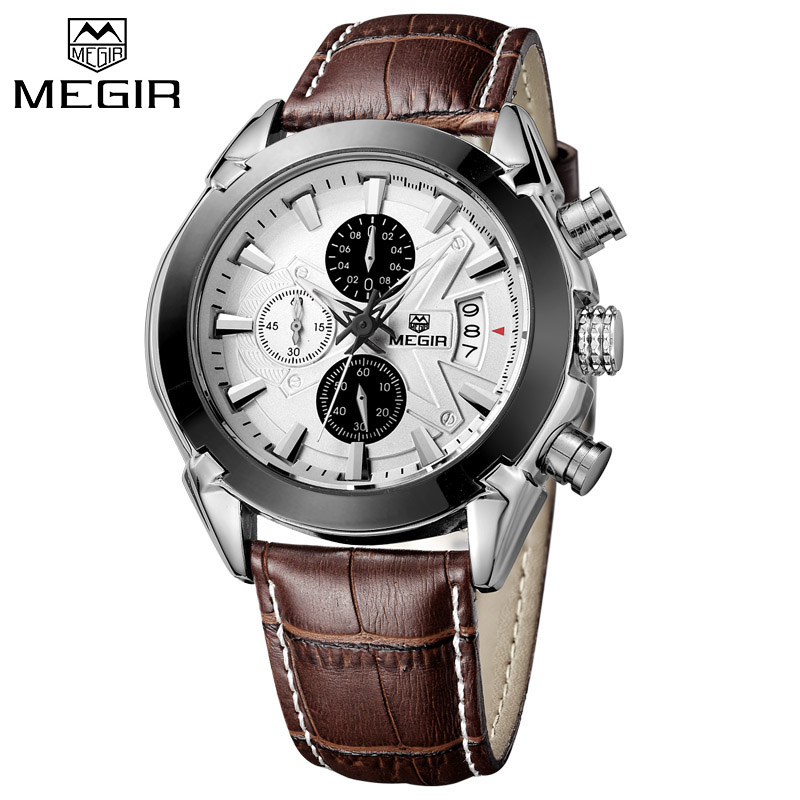 Luxury Brand Watches Quartz Chronograph 1