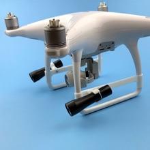 Iluminación de luz de vuelo nocturno, uso de linterna de batería AA para accesorios de Drone avanzado DJI phantom 4 4pro