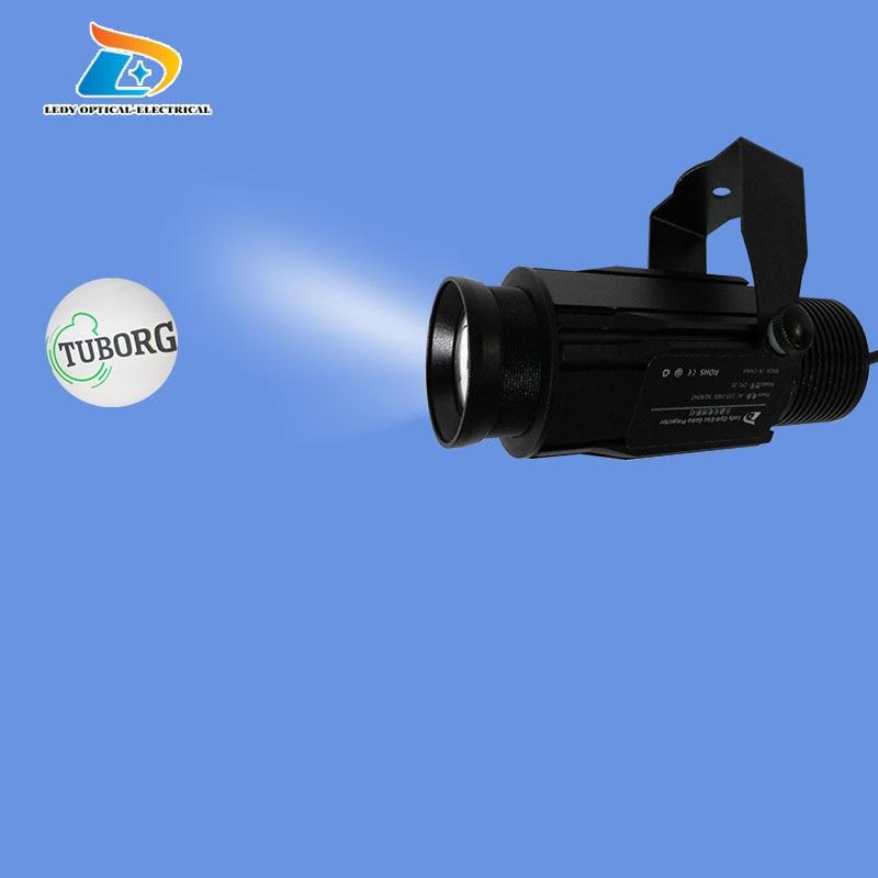 Popular Garden Park Garage Signs Indication Logo Projector Outdoor Waterproof 20W LED Gobo Projector Night Light