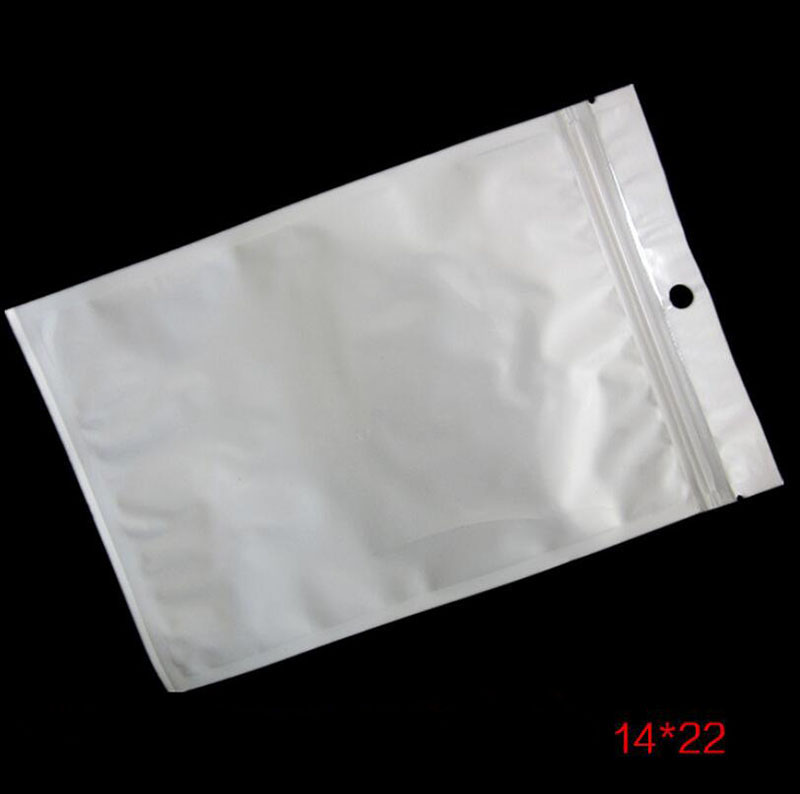 1PC Clear Breathable Plastic Packaging Bag for USB Flash Memory