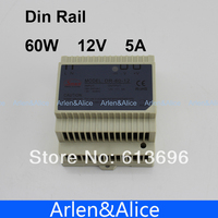 60W 12V Din Rail Single Output Switching Power Supply
