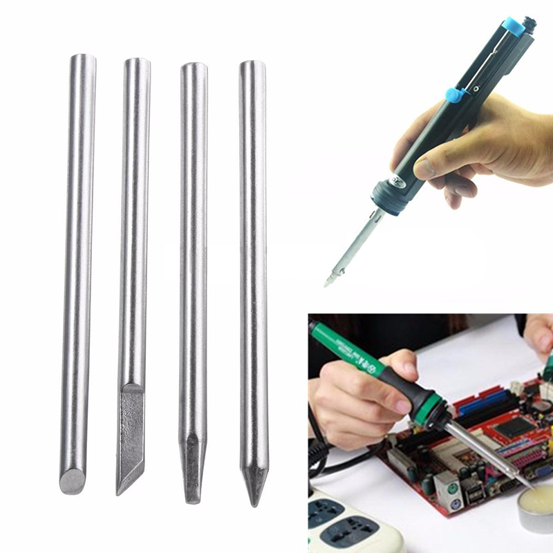 1pc 3.7mm 30W Replaceable Electric Soldering Tools Iron Bit Welder Solder Tips For Power Tools Random Patterns