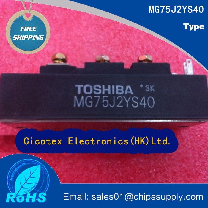 MG75J2YS40 moduleMG75J2YS40 module