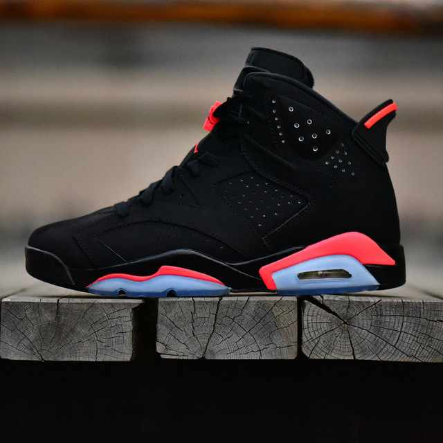low priced e1202 c4be1 ... authentic air jordan 6 infrarouge 1991 2016 style mens air chine jordan  6 chaussures xi rétro