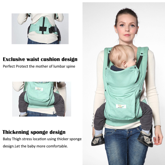Bq (beibeiqin) High Quality Baby Carrier/Infant Carrier Backpack Kid Carriage Toddler Sling Wrap/Baby Suspenders/Baby Care -48