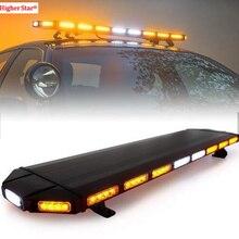 Яркий 88*3 Вт светодиодный Автомобильный аварийный светильник, полицейский предупреждающий светильник, светильник скорой помощи, водонепроницаемый IP68, ECE R65