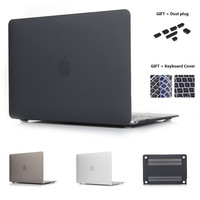 Opaque Crystal Series Hard Case Protector For MacBook 12 Inch Ultrathin Polycarbonate