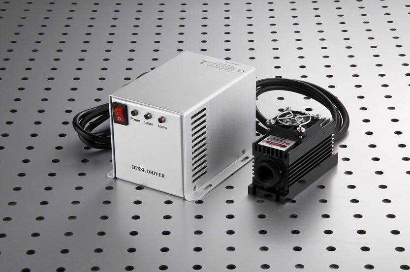 405nm 200mW Blue purple Laser Spot Module Diode TTL/Analog 0-10KHZ with TEC Cooling 85-265V + LSR-PS-FA цены онлайн