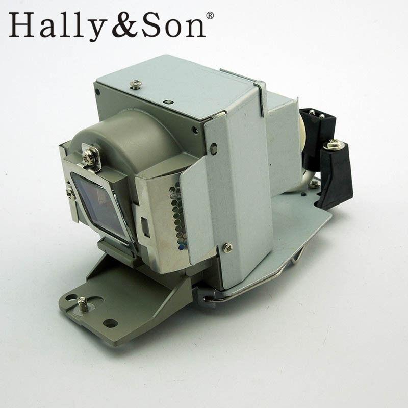 Hally&Son Compatible Projector lamp 5J.J3T05.001 with housing use on BenQ MX660P MX710 MX615+ MX615 MS614 MX613ST MS502 high quality projector lamp 5j j3t05 001 for benq ep4227 ms614 ms615 mx613stla mx615 mx660p mx710