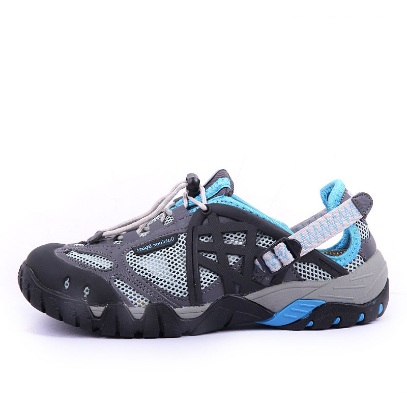 ФОТО Men Upstream Shoes Sandal PU Summer Water Aqua Shoes Outdoor Shoes for Beach
