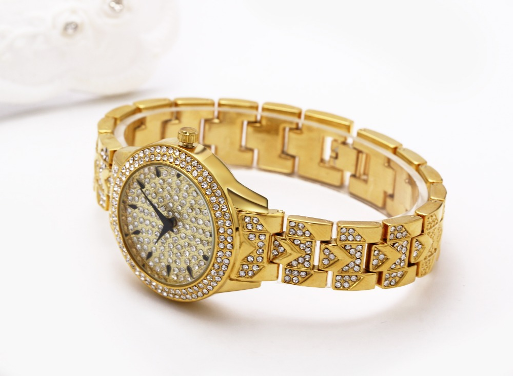 18k gold watches (5)