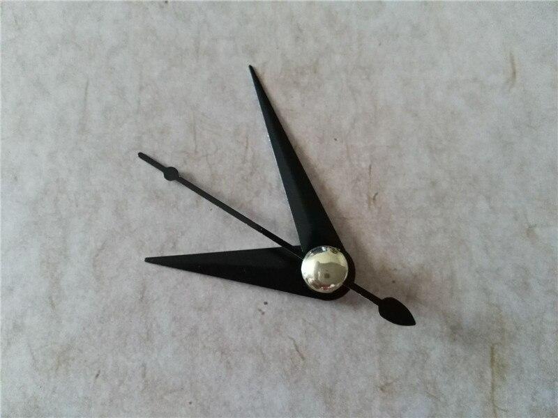 50 piezas de 12 MM Mecanismo de reloj de pared DIY máquina de reloj con piezas de reloj corto-in Partes y accesorios de reloj from Hogar y Mascotas    2