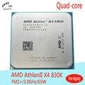 AMD AthlonII x4 830 CPU Процессор Quad-Core 3.0 ГГц/65 Вт FM2 + 906pin Настольных AD830XYBI44JA НОВЫЙ
