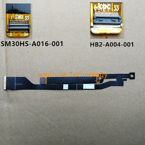 New LCD Flex lvds cable for Acer Ultrabook S3 951 S3-391 2464G MS2346 ,SM30HS-A016-001 or HB2-A004-001