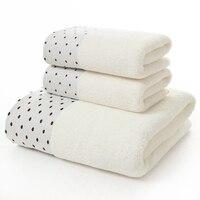 Luxury Adult Hotel Bath Towel 3PCS/Set 100% Cotton Set Gift Face Hair Compressed Towel Bath Towels Luxury bady slemchep 60YJ032