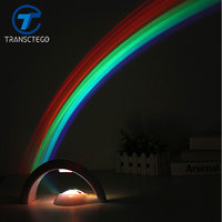 Rainbow Sky Projector Lighting LED Projection Lamp Romantic Night Light Projector Gift