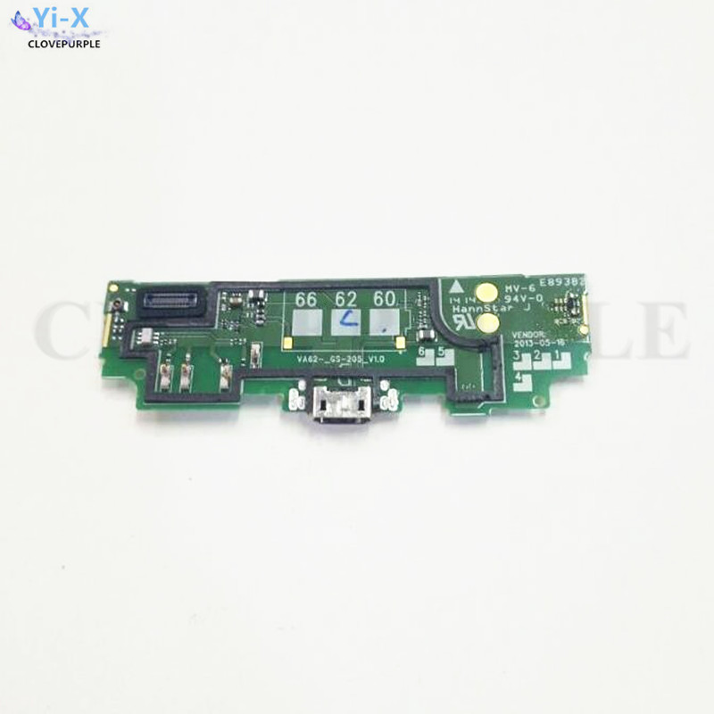 5PCS/Lot Dock Connector Charger Board <font><b>USB</b></font> <font><b>Charging</b></font> <font><b>Port</b></font> Flex Cable Replacement Parts For <font><b>Nokia</b></font> <font><b>Lumia</b></font> <font><b>625</b></font> image