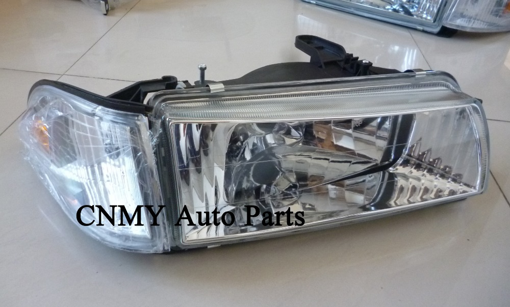 1set 4pcs Crystal Chromed Headlights Corner Signal Lamps For 1988 89 90 91 94 Toyota Corolla Ee90 Ae92 Series In Car Light Embly From Automobiles