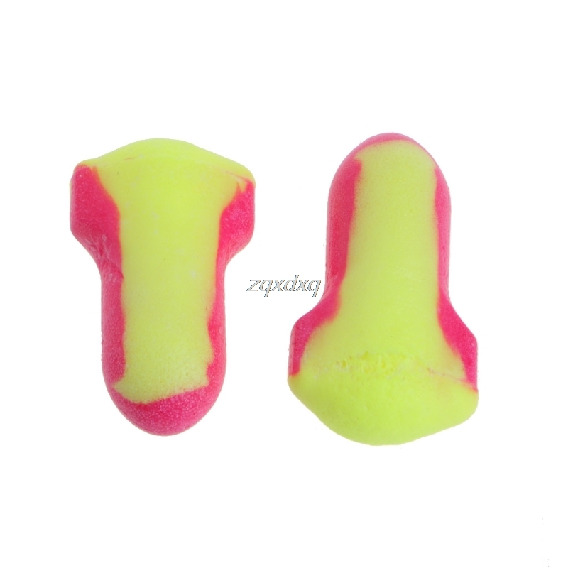 10 Pairs Disposable Soft Foam Earplugs Snore-Proof Sleep Ear Protector No Cords Drop Ship Electronics Stocks