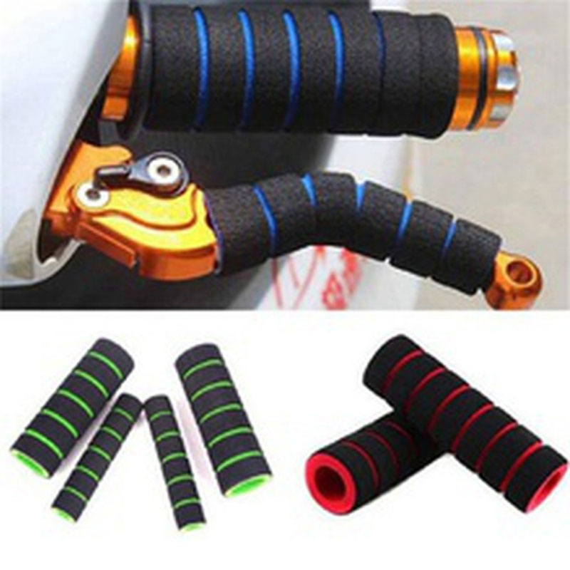 4pcs Autobike Bicycle Motorcycle Hand Grip Covers Durable Gloves Handlebar Covers Protective Grips Handlebar Grip Covers
