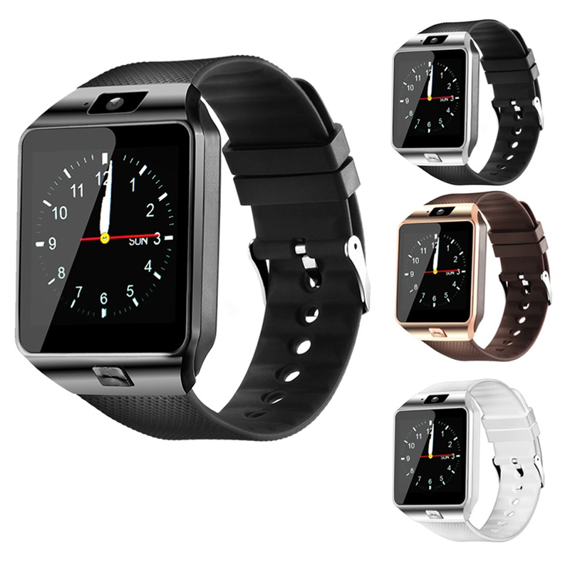 MOCRUX DZ09 Bluetooth Smart Watch Smartwatch Android Phone Call Relogio 2G GSM SIM TF Card Sport Pedometer Camera for Phone IOS цена