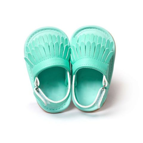 Baby Sandals PU Baby Girl Shoes Newborn PU Tassel Fashion Baby Girl Sandals 9 Color Baby Boy Shoes 2018 Summer Boy Sandals Karachi