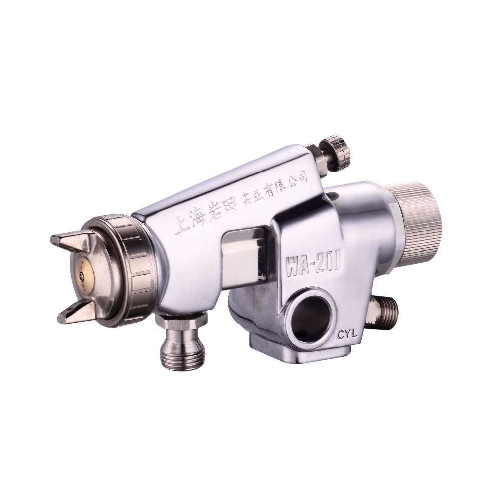 цена на Japan Original Authentic WA-101 Automatic Paint Spray Gun Spraying Tool Pipeline Dedicated Gun Air Brush Sprayer