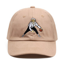 47bb427250d4b Uncle Drew Dad Hat Tan Basketball Comedy Baseball Cap Kyrie Irving Snapback  Caps 100% Cotton Embroidery Hip Hop Bone Unisex