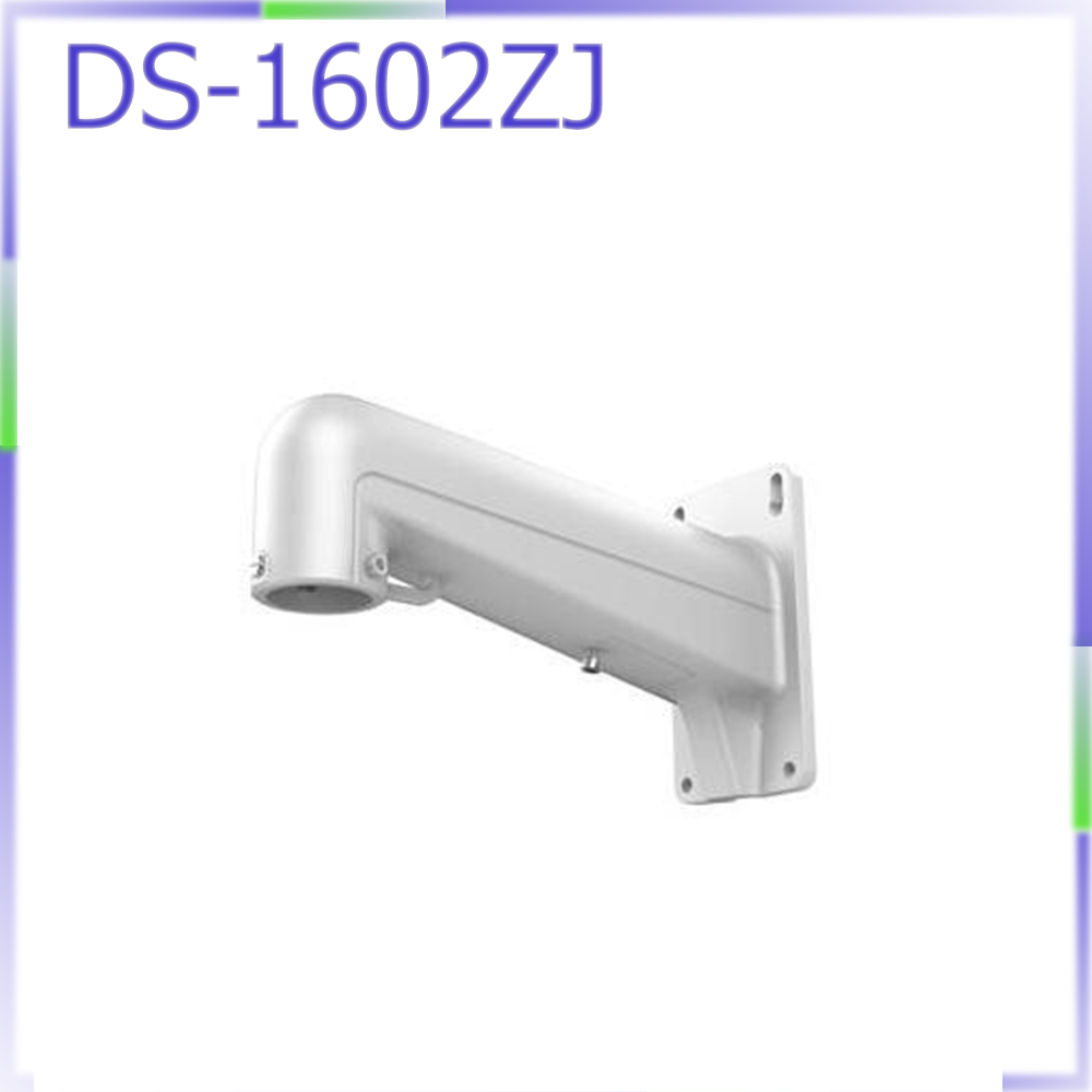 DS 1601ZJ Hikvision Speed Dome Bracket Indoor Outdoor Long Arm Wall Mount Cctv Accessories Cctv Camera
