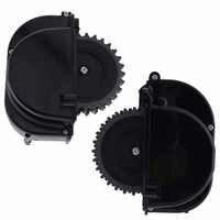 Original (Left+Right ) wheel for robot vacuum cleaner ilife V3+ V5 V3 X5 V5s Kitfort robot Vacuum Cleaner Parts include motor