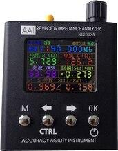 English verison 100% oryginalny analizator antenowy N1201SA SWR miernik fali stojącej Talent instrument tester impedancji 140M ~ 2.7GHz