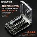 JERXUN Многофункциональный комплект отверток маленький Phillips сливовый отвертка бытовые ремонтные инструменты для компьютерного обслуживания