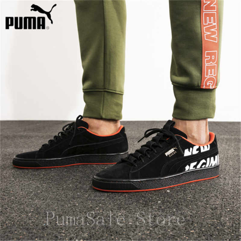 ... PUMA Suede ATELIER NEW REGIME Men And Women Shoes 366534-02 Black  366534-02 ... f2f13d33c