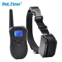 Ipets 998DR-1 الساخن بيع قابلة للشحن و المعطف عن صدمة كهربائية الكلب التدريب الياقة