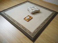 Japanese Floor Carpet Rug Large 2 Size 180 230cm Futon Mat Portable Tatami Pad Fashion Coffee