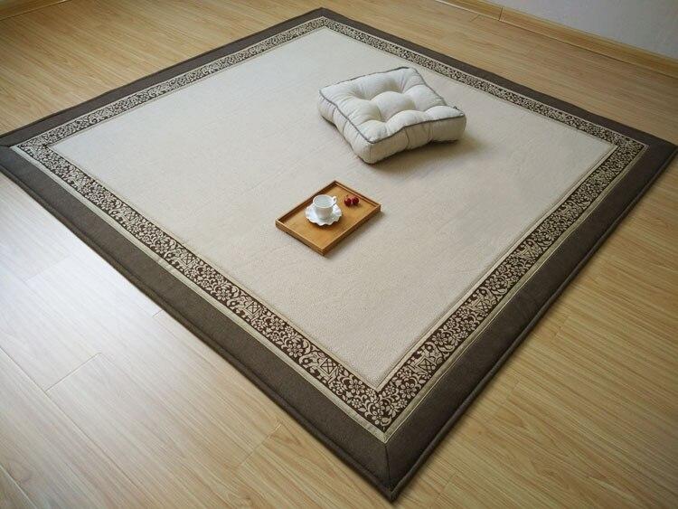 Japanese Floor Carpet Rug Large 2 Size 180 230cm Futon Mat