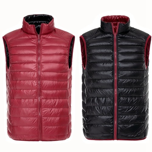 Duck-Down-Vest-Men-Ultra-Light-Double-Sided-Zipper-Puff-Gilet-Casual-Reversible-Vests-Jackets-Sleeveless (5)