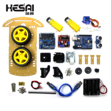 Smart Electronics Motor Smart Robot Car Chassis Kit Speed En