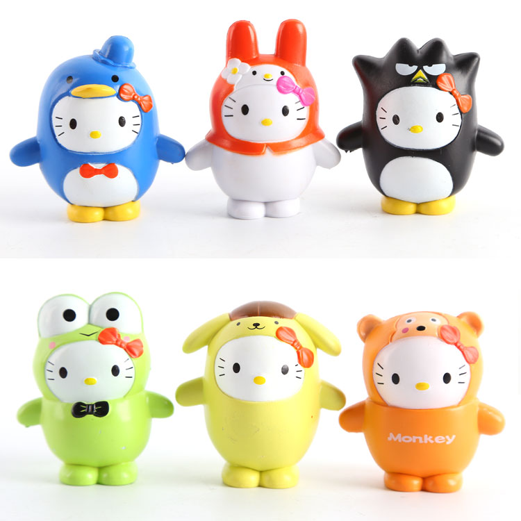 Hello Kitty Toys Set : Online buy wholesale sanrio products from china