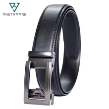New Designer Popular Luxury Cowhide Leather Belt Man Black Automatic Buckle Belly Waist Business Casual Belts For Men 3.5 Width belts men 140cm 150cm 160cm 2017new fashion business casual male belt strong men best popular selling goods cool choice hot sale