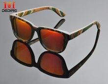 2015 verde multicolor Gafas de sol de madera para para estructura de madera Natural , Gafas de sol de madera Gafas de sol da MadeiraDD0916