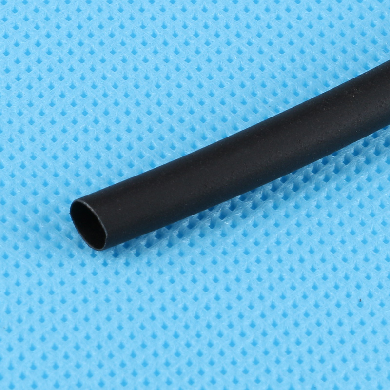 1m /pcs 4mm Heat Shrink Tubing Wire Wrap Heat-Shrink Tube 2:1 Thermo Jacket Insulation Matierial Black White Yellow Clear Red