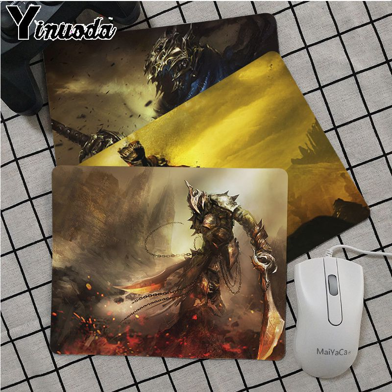 Maiya High Quality Dark Souls Silicone Pad To Mouse Game Top Selling Wholesale Gaming Pad Mouse