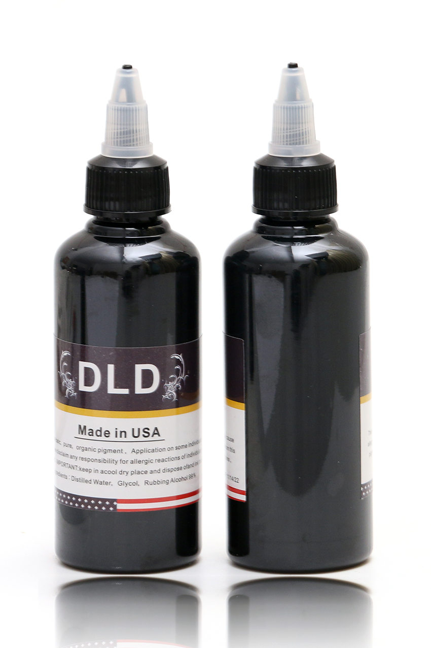 DLD 100 ML/Bottle Airbrush Ink Black/Red/Blue/Tattoo Color for Body Paint Temporary Tattoo Ink Pigment Body Art Color _TA099-1 электрический генератор и электростанция patriot 474101615 maxpower srge 2700 i