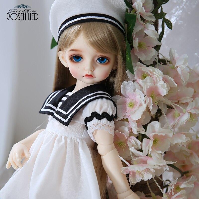 Rosenlied RL odmor mignon bjd sd lutka 1/4 model tijela dječaci ili - Lutke i pribor - Foto 3