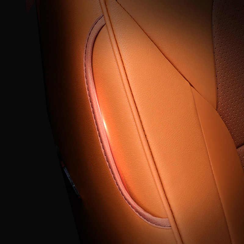 Housse de siège de voiture en peau de vache Yuzhe pour toyota corolla verso rav4 auris chr prius land cruiser prado accessoires housses pour sièges de voiture