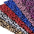 David accessories 20 * см 34 см цветы блеск искусственная Синтетическая кожа ткань Diy Домашний текстиль сумка декоративные, c3456 - фото