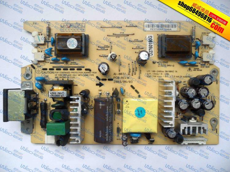 Free Shipping> SDM-X73 Power Board AI-0031 pressure plate / one board / power supply board -Original 100% Tested Working free shipping sotec ls17tr 04 power board r0800 0532r0 4 0532d0248 pressure plate one plate original 100% tested working