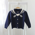 2017 spring and autumn new baby girls cardigan sweater baby sweater children sweater